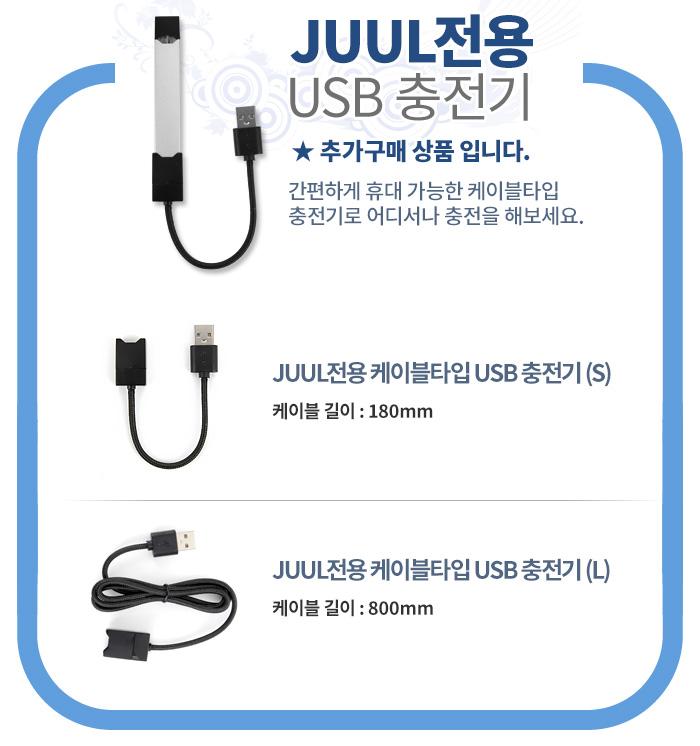 가제트 JUUL 전용 휴대용 전자담배 충전케이스 - 위드피플즈, 19,900원, 생활잡화, 생활소모품